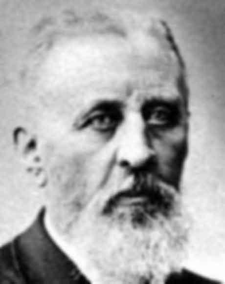 Sophus Ruge