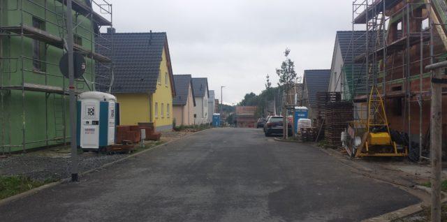 Baugebiet Travemünder Strasse