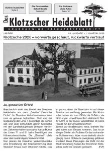 Heideblatt Ausgabe 89
